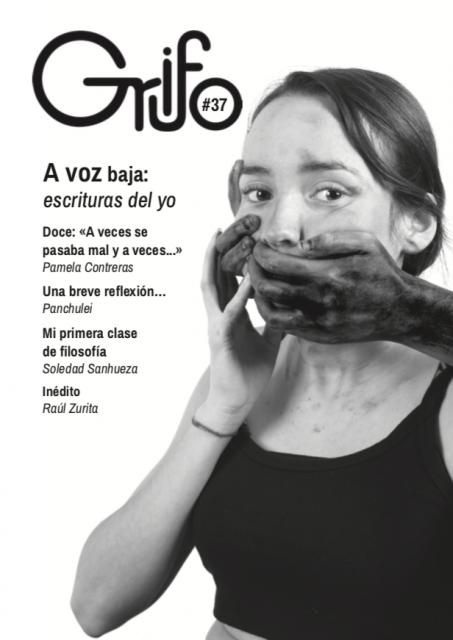 A voz baja: escrituras del yo. Revista Grifo – N° 37