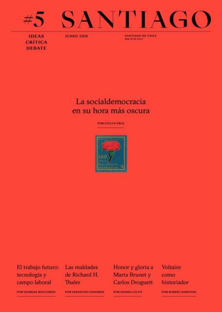 Revista Santiago. Ideas, Crítica y Debate. N°5