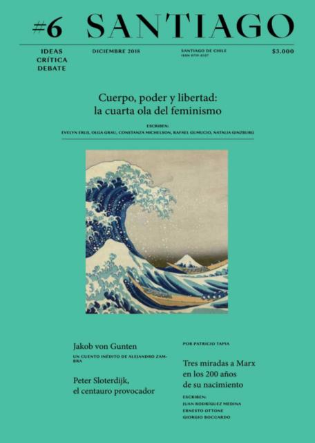 Revista Santiago. Ideas, Crítica y Debate. N°6