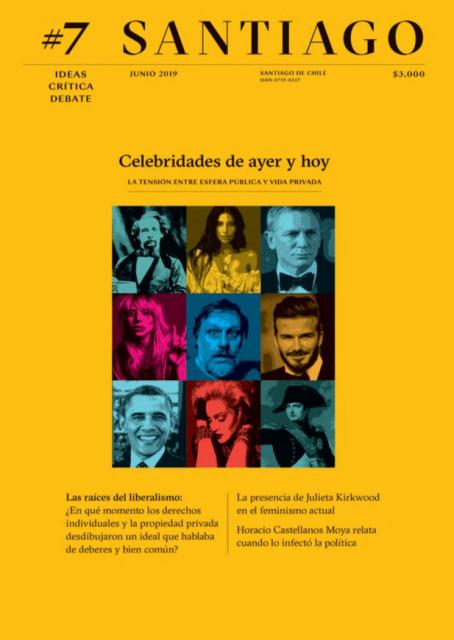 Revista Santiago. Ideas, Crítica y Debate. N°7