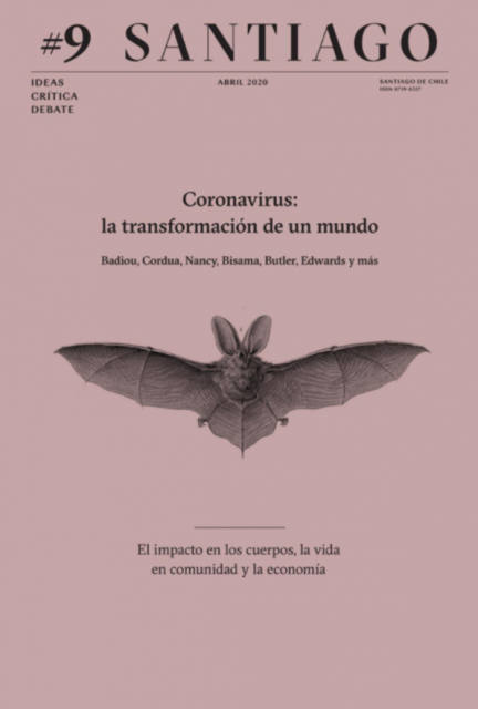 Revista Santiago. Ideas, Crítica y Debate. N°9