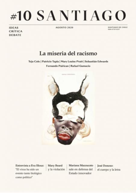 Revista Santiago. Ideas, Crítica y Debate. N° 10