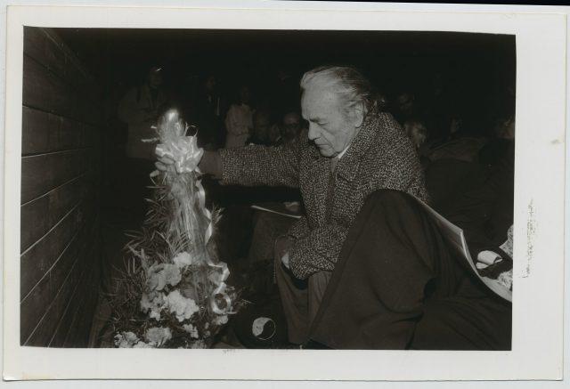 Homenaje a Nicanor Parra