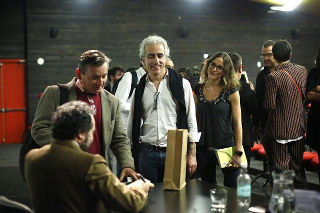 Lanzamiento libro Nicanor Parra. Rey y Mendigo de Rafael Gumucio