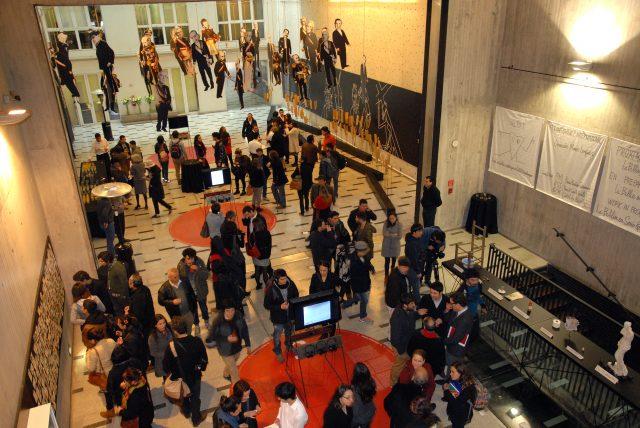 Inauguración Exposición Voy y vuelvo