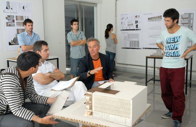 Exámenes arquitectura