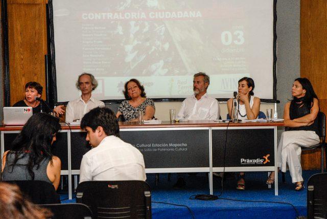 Gestion Ciudadana en la Bienal Arquitectura
