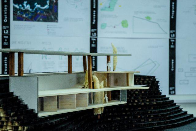 Exámenes Taller Arquitectura