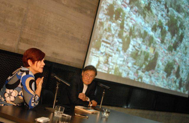 Conversatorio Arquitectura y Teoría. Ruinas vivientes. Las extrañas vidas de las ruinas modernas