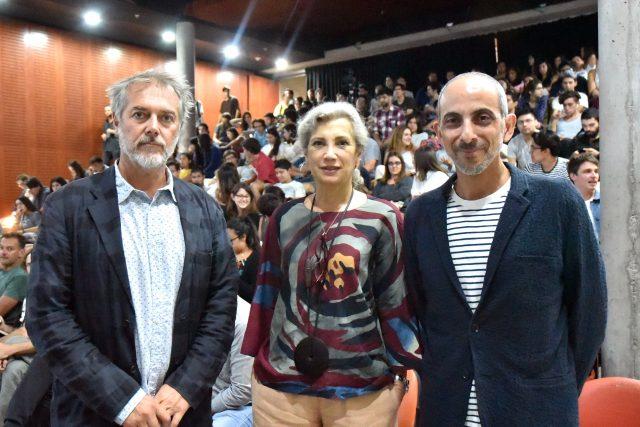 Conferencia Carme Pinós