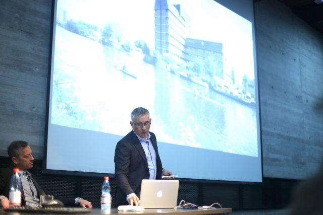 Conferencia. Arquitectura Holandesa: Rotterdam y su reconstrucción