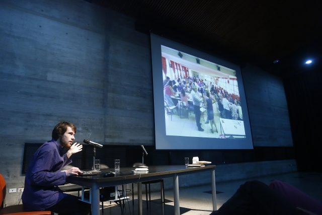 Seminario Participación ciudadana en Chile hoy. Desafíos para el diseño y la arquitectura