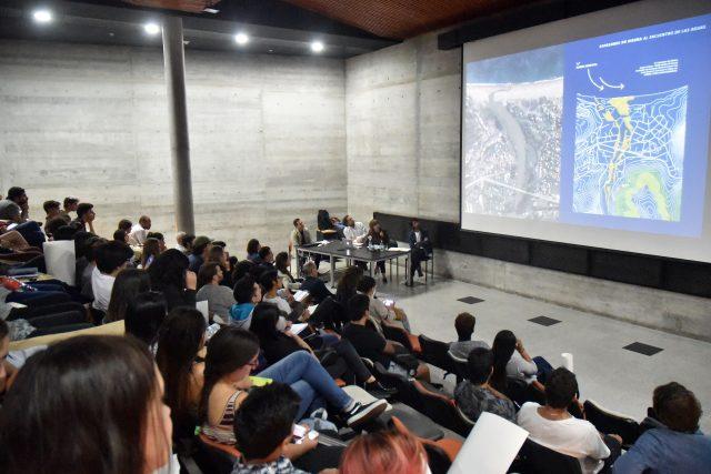 Charla Inaugural Escuela de Arquitectura
