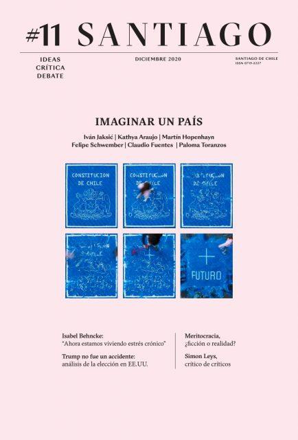 Revista Santiago. Ideas, Crítica y Debate. N° 11