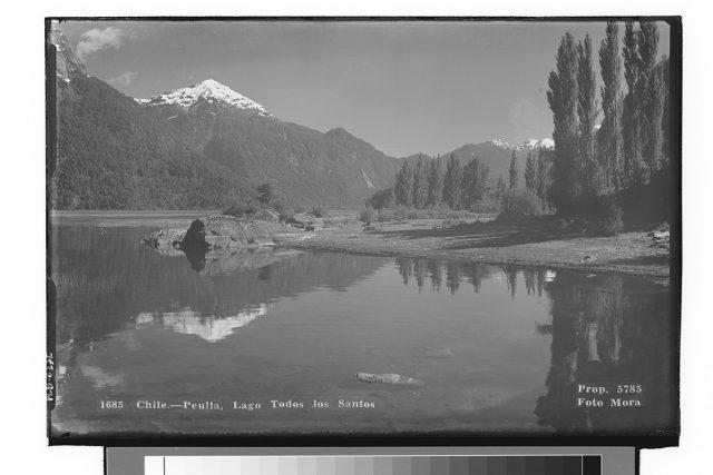 Chile – Peulla, Lago Todos los Santos