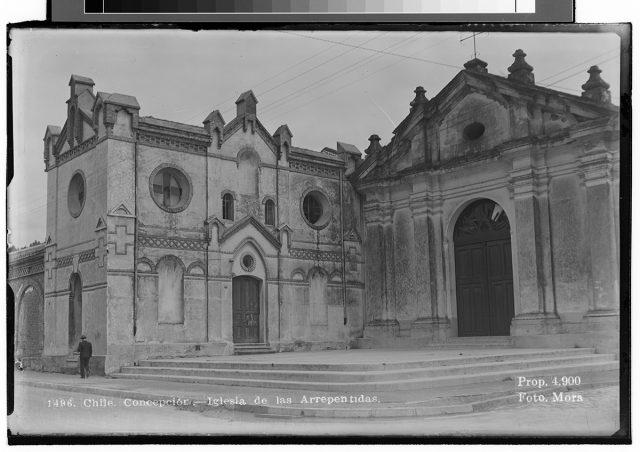 Chile. Concepción – Iglesia de las Arrepentidas.