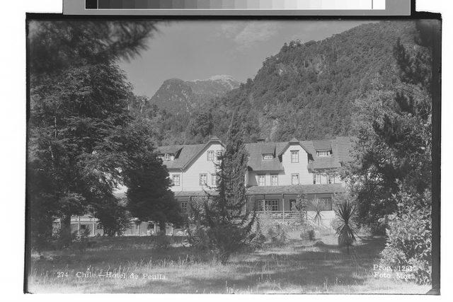 Chile – Hotel de Peulla.
