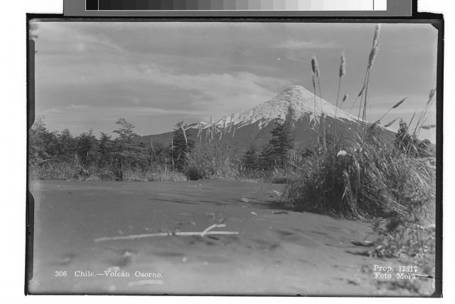 Chile – Volcán Osorno.