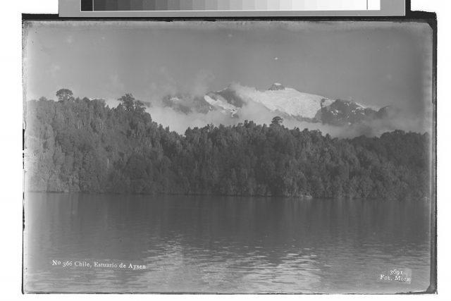 Chile, Estuario de Aysén.